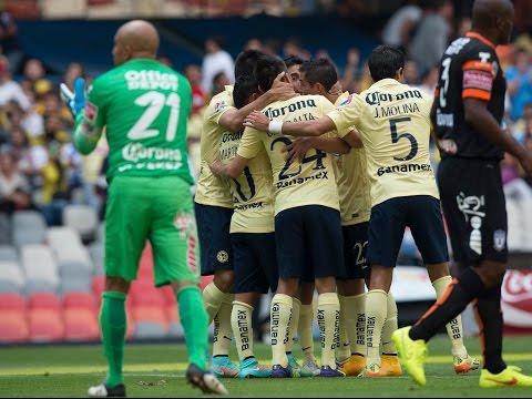 Gol | América 1-0 Pachuca | J9 | AP2014