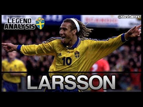 FIFA 14 UT - Legend Analysis - Henrik Larsson || Legend Player Review || Next Gen ||