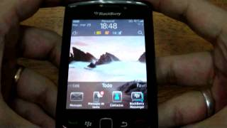 BlackBerry Torch 9800 De Personal Argentina [Review]