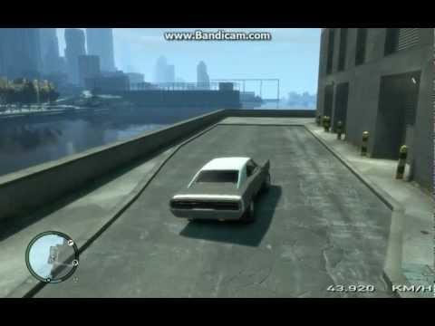GTA 4 Car Mods_Dodge Charger R/T