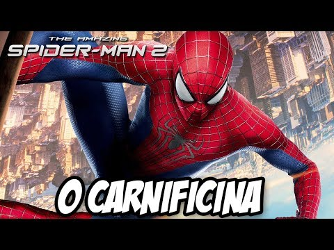 The Amazing Spider Man 2 - O Carnificina
