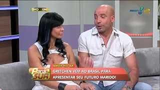 A Tarde é Sua Novo namorado diz que ainda não viu o famoso 'rebolado' de Gretchen view on youtube.com tube online.