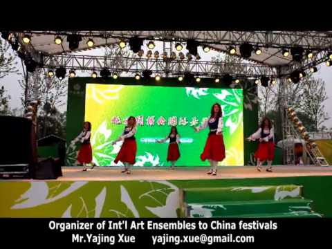 15th Beijing International Tourism Festival, 2013 - Turkey Folk Dance (Uludag) 5
