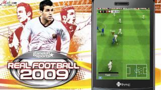 [HD] Gameloft 3D Real Football 2009 HD (PPC / Symbian