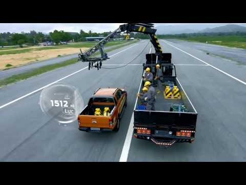 Cân bằng xe khi tải nặng