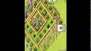 Clash Of Clans Astuces De Défense Hdv 5 & 6