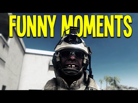 Battlefield 3 Funny Moments - Ladder Trolls, Premature Blow, Defibrillator Man, Spawn Killers, Like the video if you enjoyed ► Thanks for watching! A normal fun day on Battlefield 3! Click Here To Subscribe! http://bit.ly/Sub2Cha Twitter ► http://Twitt...