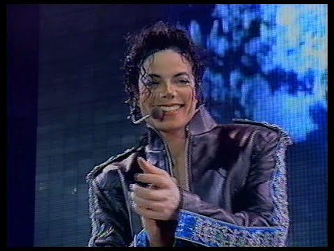 Michael Jackson - Heal The World - Live HWT Seoul Korea 1996 - ReMastered - HD