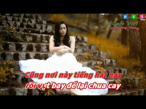 Tiếng vĩ cầm - Nhật Kim Anh [ Karaoke ] beat