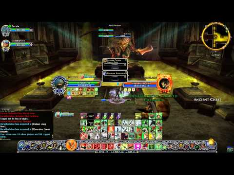 LOTRO [Gilrain] - The Rift 3 Man Balrog Kill - Level 75
