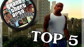 Top 5 Piores Manhas Do GTA