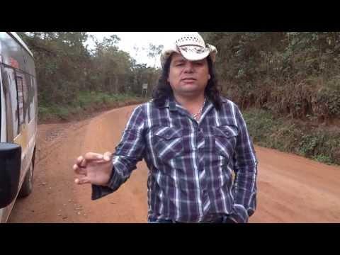 Edimilson Batista se perde e fica preso na Bolivia