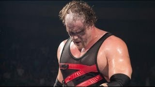 Kane UNMASKED For The First Time EVER!! Summerslam 2000
