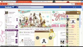 Cara Mengganti Theme Chat Facebook Di Google Chrome