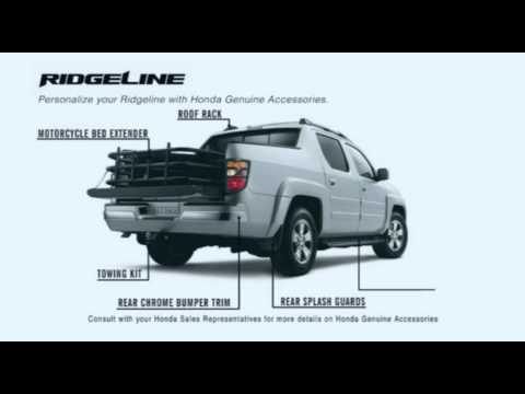 2011 Honda Ridgeline Accessories From Partscheap Com Youtube