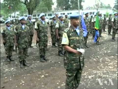 UN Brigade Makes Mark on DRC Conflict