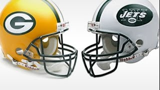 New York Jets Vs Green Bay Packers WEEK 1 NFL PREVIEW