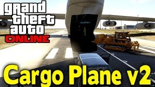 GTA Online More Cargo Planes & How To Get Back Open