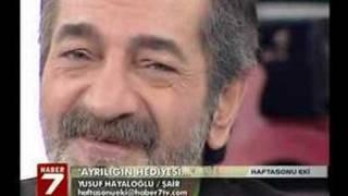 Yusuf Hayalo�lu Ayr�l���n Hediyesi �iir videosunu izle,Ayr�l���n Son Hediyesi �iirini dinle,�iir video klip izle....
