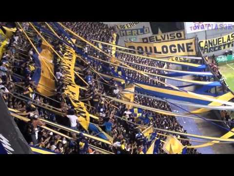 Boca Fluminense Lib12 / Daria la vida por un campeonato