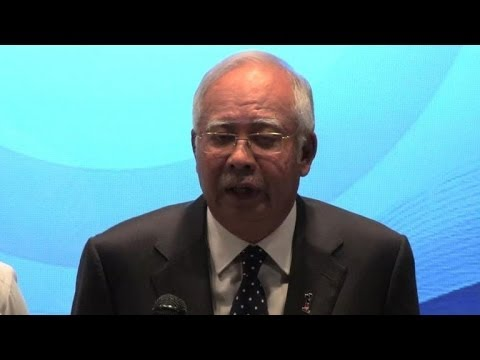 Malaysia says jet's diversion 'deliberate'