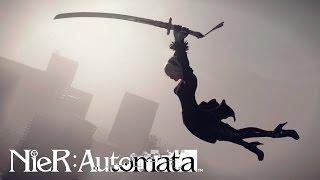NieR: Automata - Megjelenés Trailer