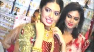 Jeevitha Rajashekar's daughter Shivani opens designer expo..