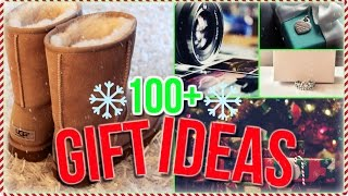 100+ Gift Ideas For EVERY GIRL!!