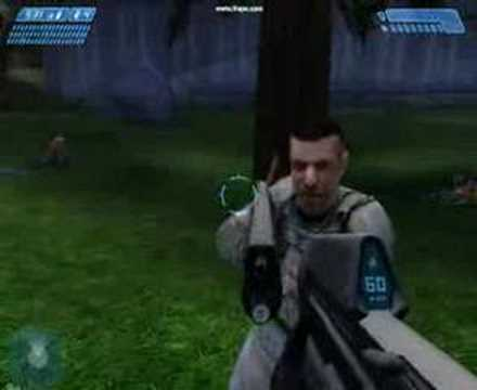 Halo Combat Evolved, Level 2: Halo Part 1