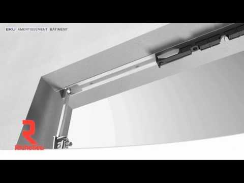 Quincaillerie richelieu systeme coulissant pour porte for Systeme porte coulissante lapeyre