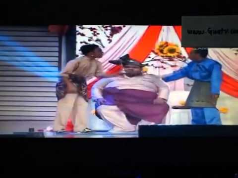 Gelanggang Maharaja Lawak Mega 2013 Final BOCEY