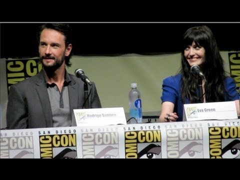 300 2 Cast Eva Green at Comic-Con 2013