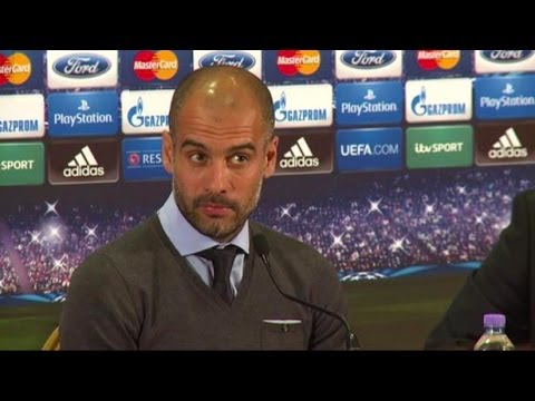 Pep Guardiola Says Bayern Munich Are Favourites But Manchester United Can Beat Us