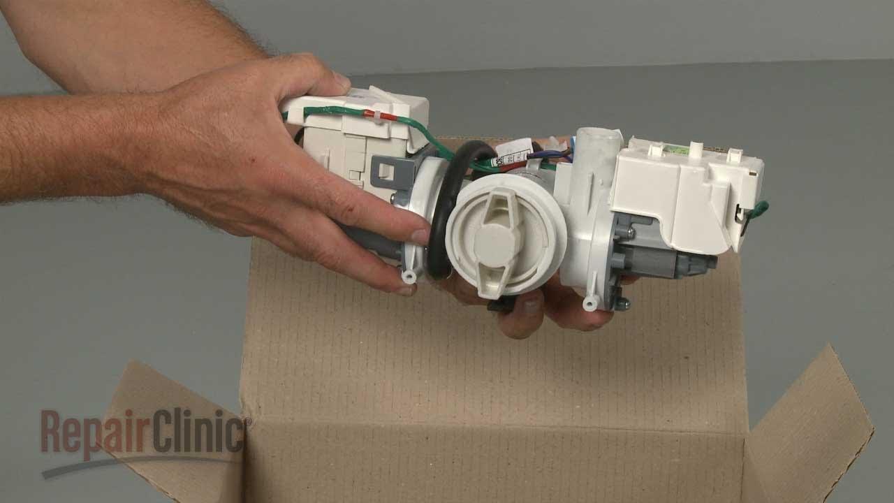 Pump Assembly Replacement Part Dc97 15974e Samsung