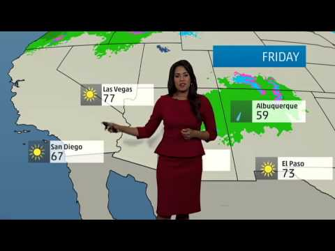 San Diego Weather Forecast for March 13, 2014