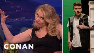 Kate McKinnon Impressions: Ellen Degeneres and Justin Bieber