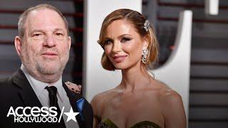 Harvey Weinstein's Wife Georgina Chapman Leaving Him | Access Hollywood