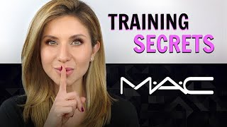 MAC Training Secrets Revealed! From an Ex MAC Trainer   Contour, Eye Shapes and Color Theory