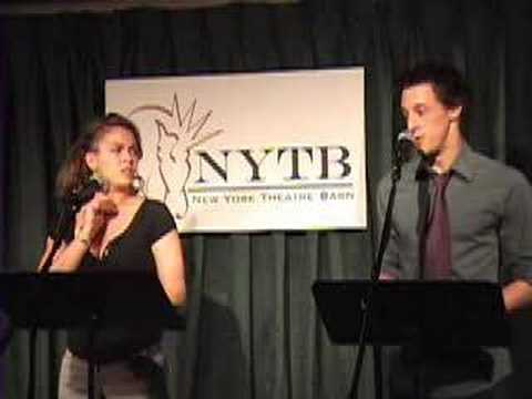 NYTB D-Lounge, Ashley McHugh & Jason Michael Snow - PB&J