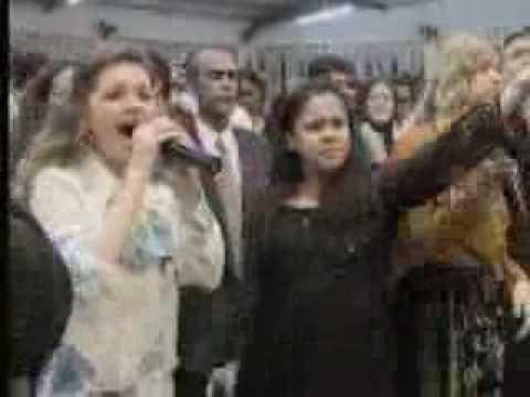 Com Muito Louvor - Cassiane, Lauriete, Elaine de Jesus