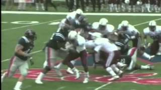2008 Egg Bowl Ole Miss 45 v Mississippi State University 0 Full Game