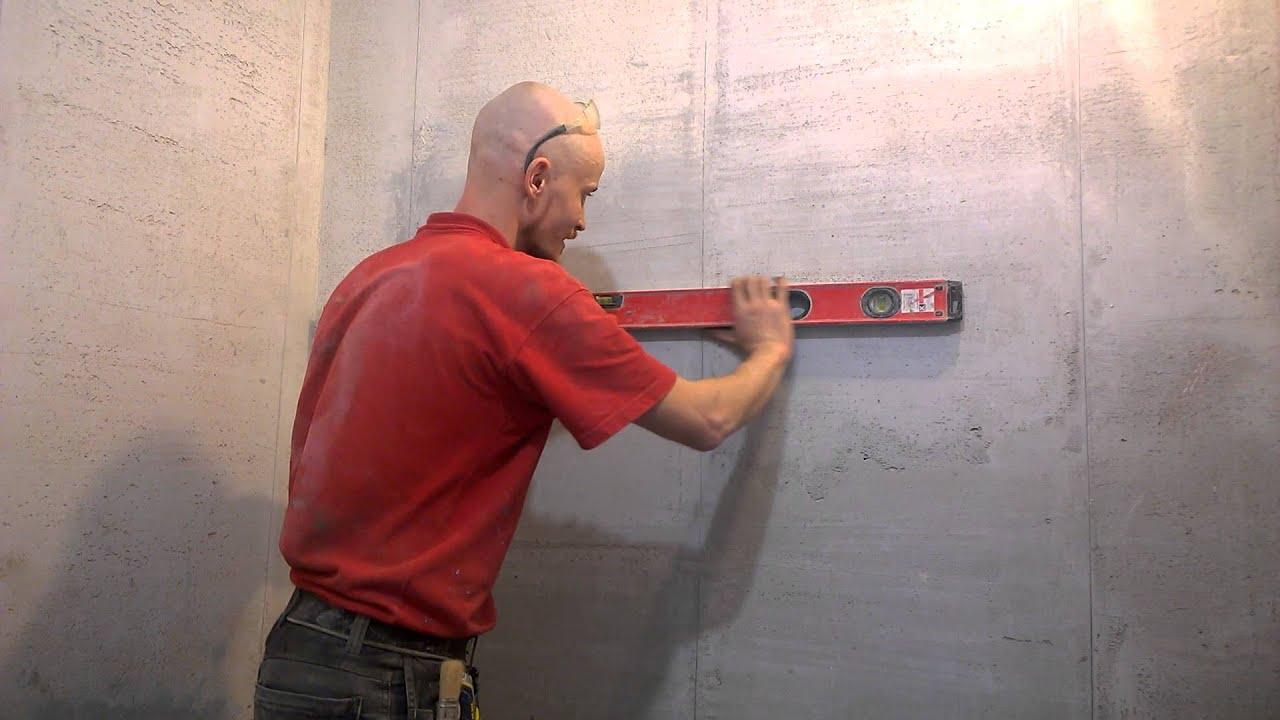 Как выровнять стены выравнивание стен своими руками (4 фото) 8