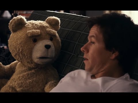 Ted - Official Movie Trailer 2012 (HD)