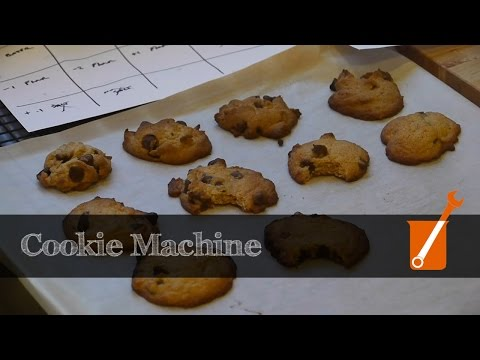 A Perfect Chocolate Chip Cookie Made With Science