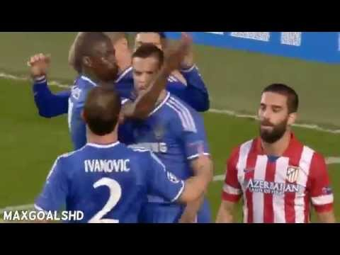 Chelsea vs Atletico madrid 3-1 All Goal HD - Full Match HD -  Champions League 30/04/2014