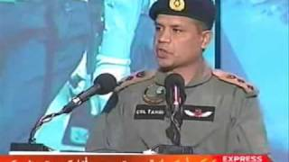 Brave Pakistan ARMY Officer Col. Tahir Interview-Lesson To