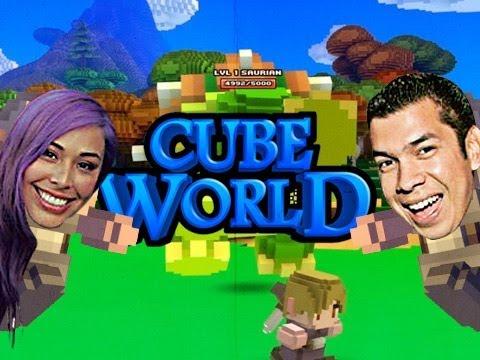 ANGRY ALPACA - (Cube World) Noobyweds