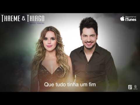 Thaeme & Thiago - Inseguros (Novos EP 2014)