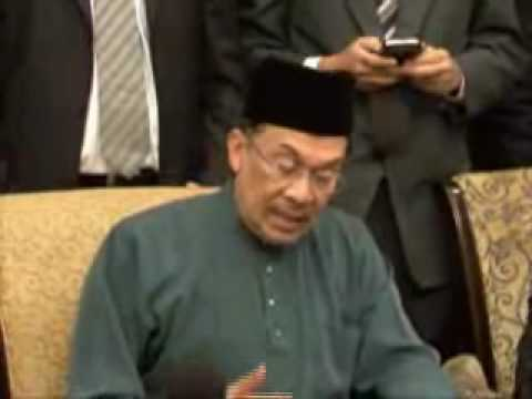 Anwar Ibrahim on Budget 2010