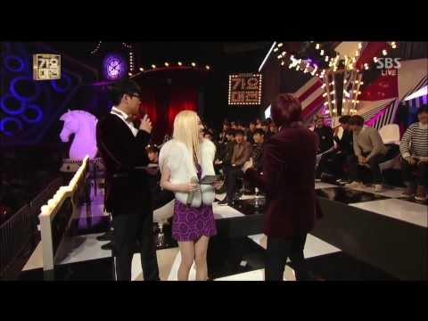 2NE1 ft [EXO, BLOCK B, BAP, INFINITE etc] - SBS Gayo Daejun 2013